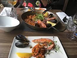 ego cuisine paella picture of alter ego tallinn tripadvisor