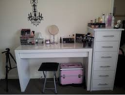 Beautiful Makeup Vanities Makeup Vanity Table Ikea Home Furnishings