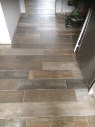 3 packs of ceramic wood effect tiles for bathroom or kitchen 1 2