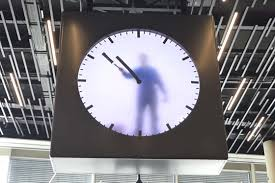 living in a clock u2013 the amazing human clocks by maarten baas