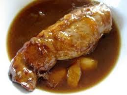 cuisiner du filet mignon de porc filet mignon de porc au miel recette ptitchef