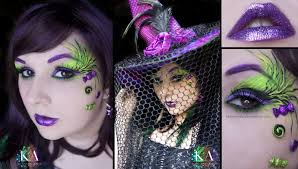 blueberry hill fashions halloween makeup ideas part 2
