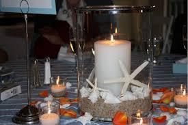 Wedding Candle Centerpieces Top 31 Beach Theme Wedding Centerpieces Ideas Table Decorating Ideas