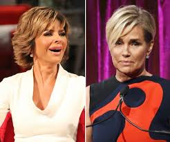 yolanda fosters hair rhobh lisa rinna slams yolanda foster you re faking lyme disease
