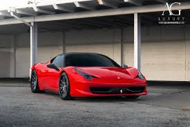 ferrari 458 ag luxury wheels ferrari 458 italia forged wheels