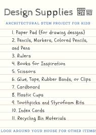 frank lloyd wright font free architectural stem project for kids with the three little pigs
