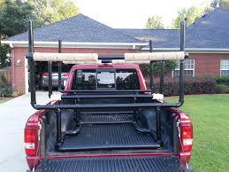 nissan titan kayak rack how to build a truck bed kayak rack home beds decoration