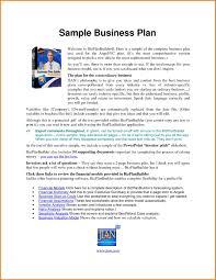business sba business plan template