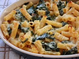 gluten free baked mac u0026 cheese with chicken sausage and kale