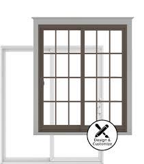 Anderson Sliding Patio Doors 200 Series Perma Shield Gliding Patio Door