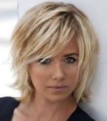 hairstyles for women over 40 with round face hairstyles for fine