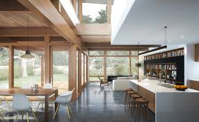 Lindal Homes by Dwell Turkel Design