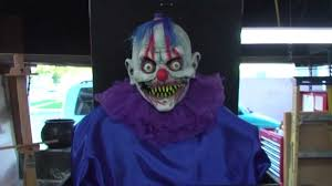 completed jack in the box halloween prop youtube