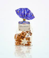 hug cinnamon star cookies 250 g swiss made direct