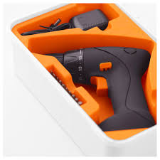 Ikea by Fixa Screwdriver Drill Lithium Ion Ikea