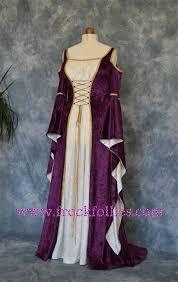 elvish style wedding dresses gown elvish wedding gown handfasting dress renaissance