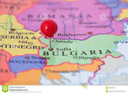 Map Of Bulgaria Map Of Bulgaria Royalty Free Stock Image Image 6364016