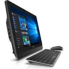 ordinateur dell bureau pc de bureau all in one tactile dell inspiron 3059 i5 6è gén 8go