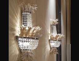 Bird Sconce Nella Vetrina Visionnaire Murano Bird Luxury Wall Light In Glass