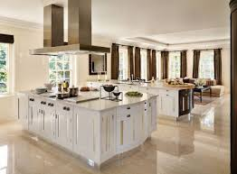 Kitchen Marble Design by Delightful Kitchen Designs With Marble Flooring For Luxurious Look