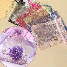 organza drawstring bags mini drawstring bags ebay