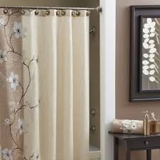 extra long fabric shower curtains pmcshop