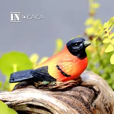 bird statues garden decor home design and decorating