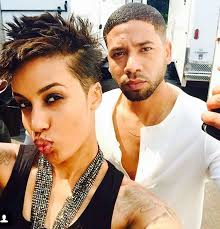 hairstyles on empire tv show 521 best empire casts images on pinterest jussie smollett
