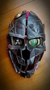 Corvo Costume Halloween Corvo Mask Kit Dishonored 2