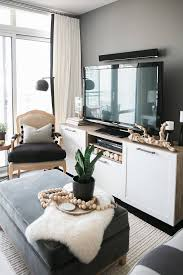Best  Small Condo Decorating Ideas On Pinterest Condo - Living room interior design small space