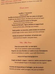 la cuisine d et appetizers and entrees picture of la cuisine de philippe