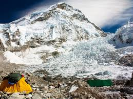 Map Of Everest Why Climb With Us Alpine Ascents International