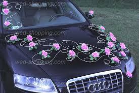 kit deco voiture mariage bolero et etole decorations pour voiture de mariage