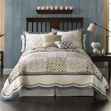 Pillows At Bed Bath And Beyond Emily Quilt 100 Cotton Bed Bath U0026 Beyond