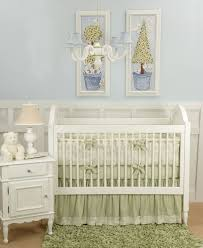 Neutral Nursery Bedding Sets Green Toile Crib Set Gender Neutral Nursery Bedding Sets Designing