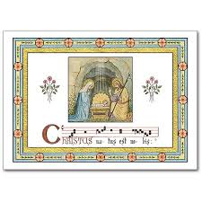for catholic cards inspired by the monks of conception