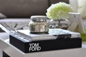 Home Decor Blog Using Coffee Table Books as Decor