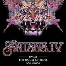 santana iv u0027live at the house of blues las vegas u0027 album video
