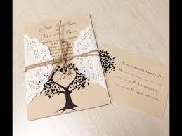 wedding invitation ideas wedding invitation handmade ideas lovely unique diy wedding