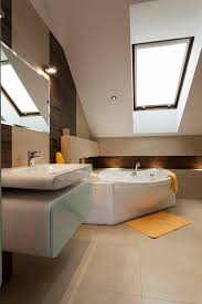 attic bathroom designs ideas