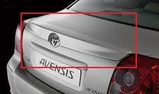 Toyota Asis Toyota Avensis Spoilers Wings Ebay