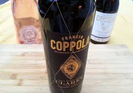 francis coppola claret going gangsta with francis coppola wines is for