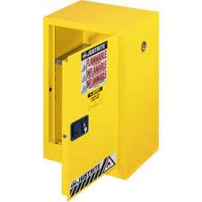Flammable Storage Cabinet Justrite 12 Gallon Sure Grip Ex Flammable Liquid Storage Cabinet