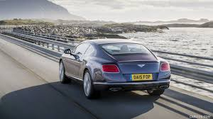 grey bentley 2016 bentley continental gt w12 grey violet rear hd wallpaper 5
