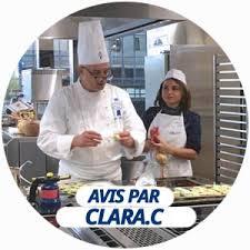 cours de cuisine cordon bleu cours de cuisine et de pâtisserie avec un chef le cordon bleu