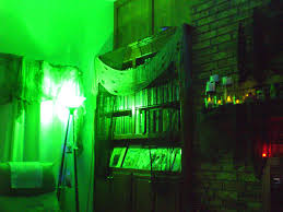 tangles u0026 twists mad scientist halloween set up walk through