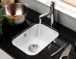Lincoln Single Bowl Ceramic Kitchen Sink Astracast - Ceramic kitchen sinks uk