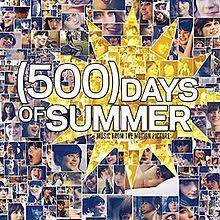 500 page photo album 500 days of summer