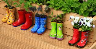 50 recycled container gardening ideas hubpages