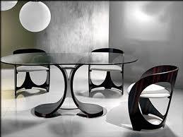 unique modern dining room furniture set design model japanese